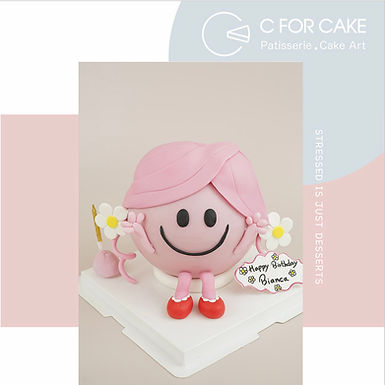 Miss Hug扑爆蛋糕