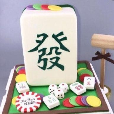 大麻雀 扑爆蛋糕