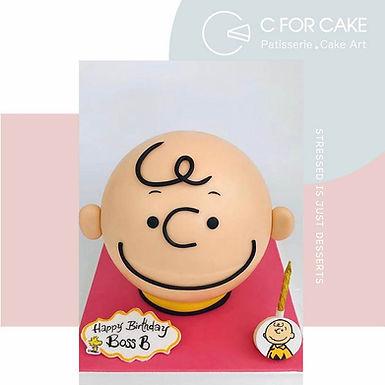 Charlie Brown 查理扑爆蛋糕