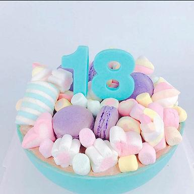 加 糖數字