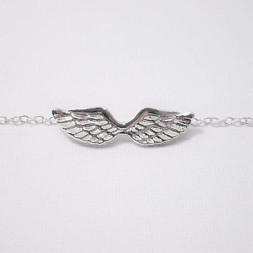 Cael Angel Wings Bracelet