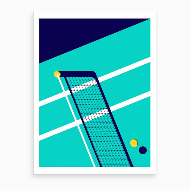 Midnight Tennis - New York