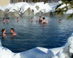 Chena Hot Springs Resort, Fairbanks