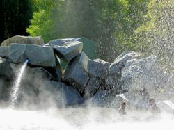 Hot Springs Lake, Chena Hot Springs