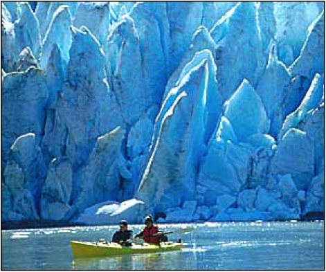 Ocean Kayaking, Seward
