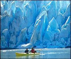 Ocean Kayaking, Seward