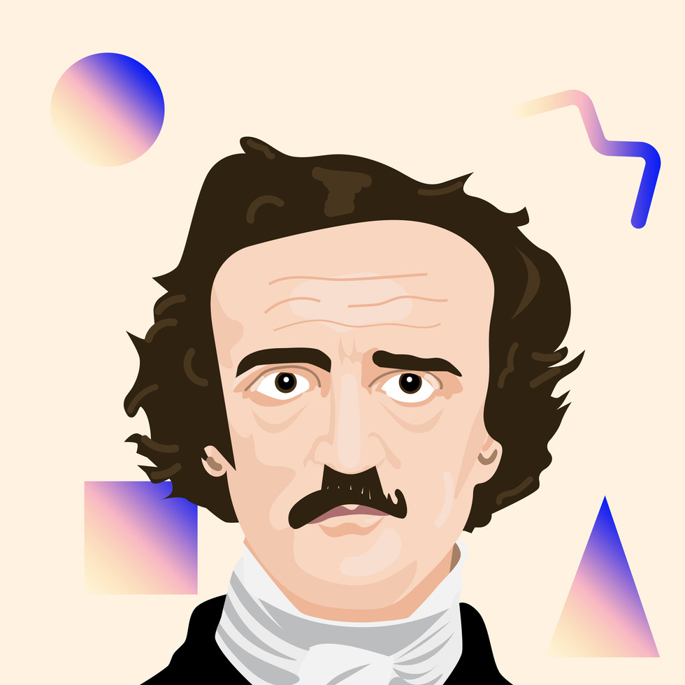 Edgar Allen Poe for NYU Office of Community Engagement