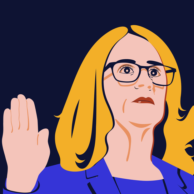 I Stand with Christine Blasey Ford