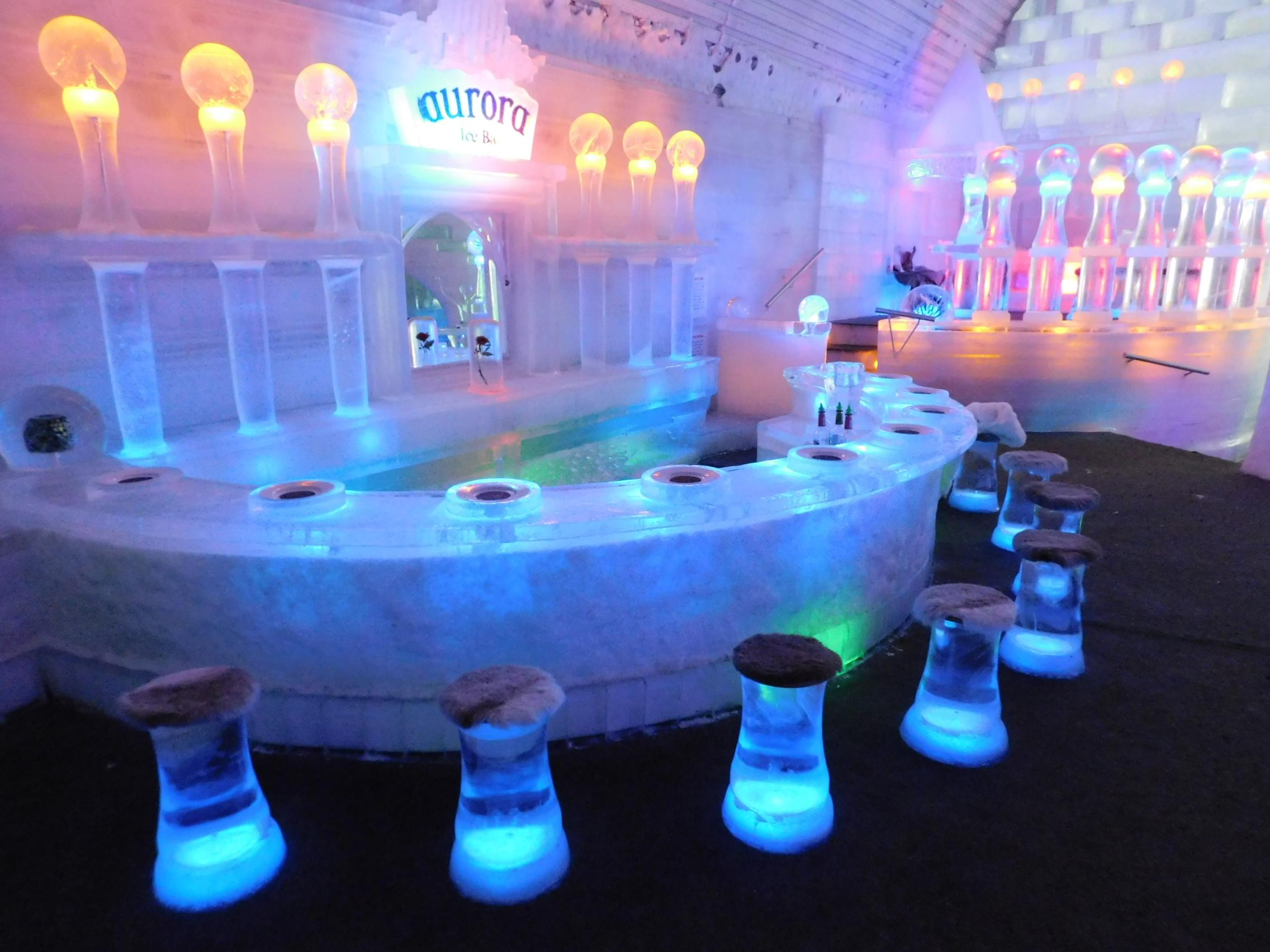 Aurora Ice Bar
