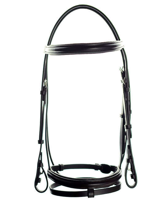 Ascot Padded Flash Bridle