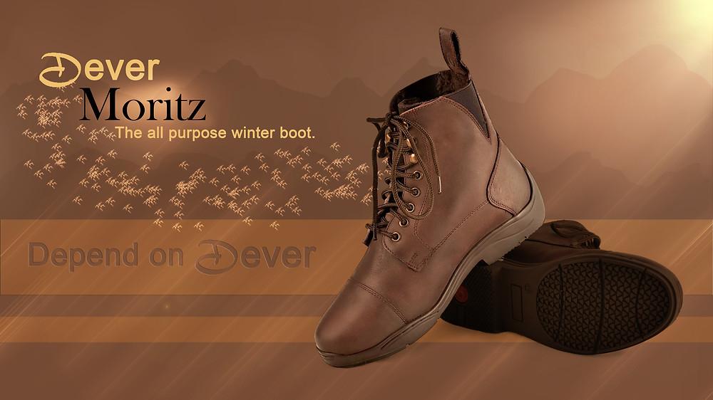 Dever Moritz Brown Winter Boot