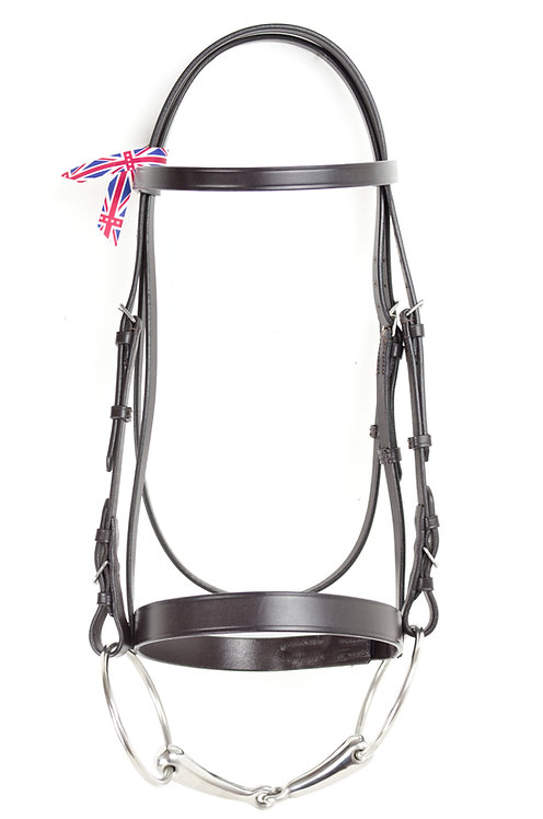 Classic National Hunt Race Bridle
