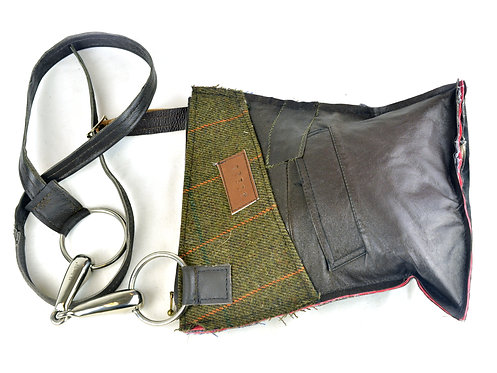 Joey D Race Snaffle Bag