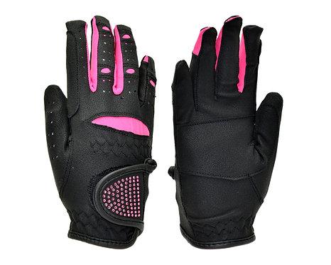 Child Two Tone Flex Glove