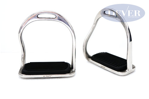 Steel Curved Side Safety Irons