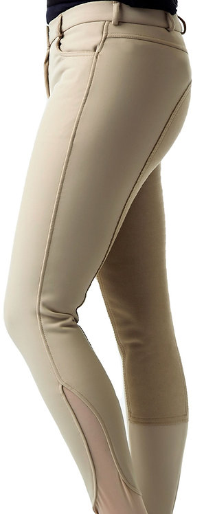 Rider Lined Thermal Breeches Beige