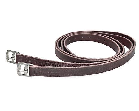 Ascot Buffalo Exercise Leathers