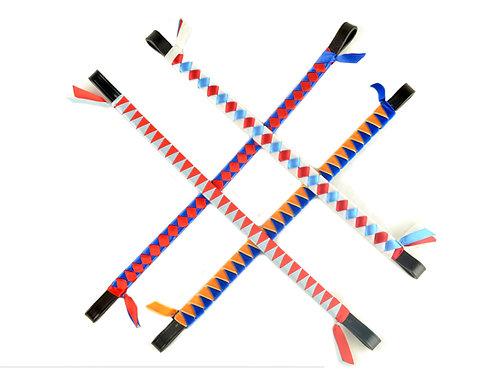 Classic Velvet/Satin Ribbon Browband