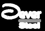 Dever Steel Logo - Dever Saddlery Range of Steel Horse Riding Bits - Dever Saddlery Steel Flexi Stirrup Irons - Dever Saddlery Stainless Steel Spurs.
