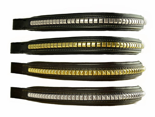 Classic Clincher Leather Browband
