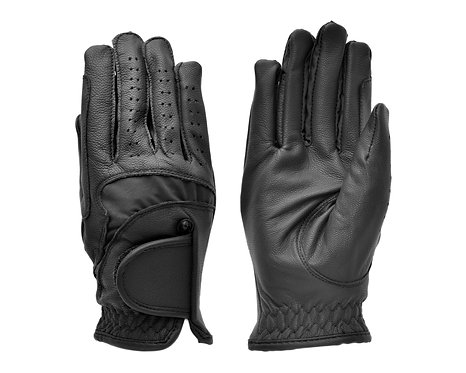 Adult Leather  Flex Glove
