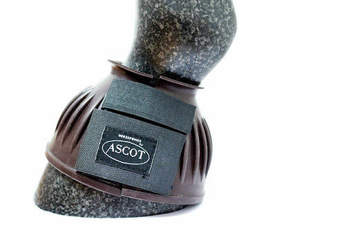 Ascot Rubber Over Reach  Boots