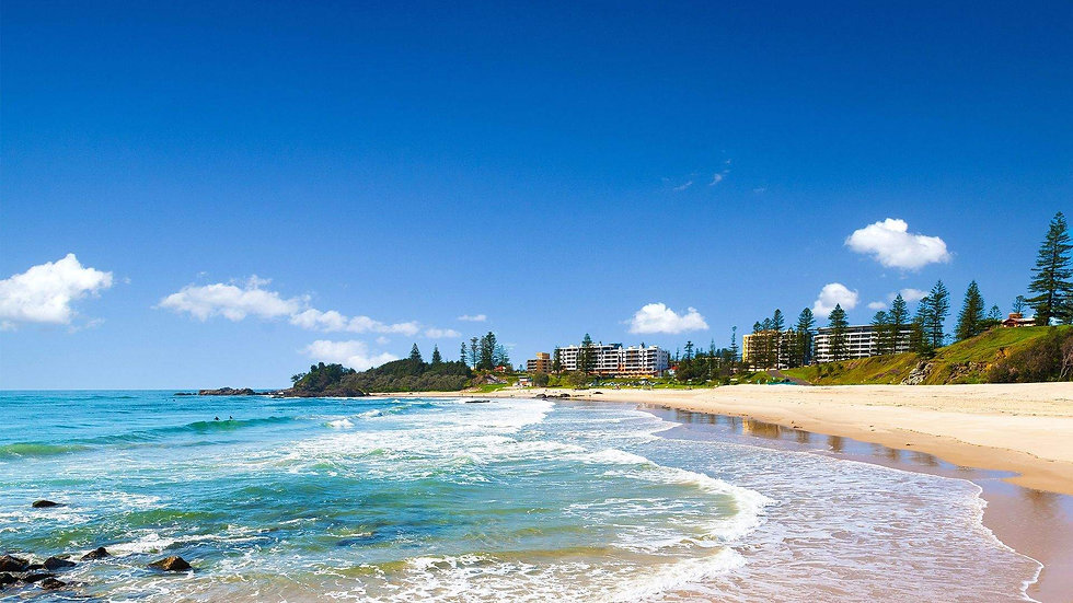 PORT MACQUARIE TOWN AND BEACHES