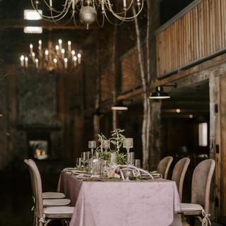 Rustic Elegant Wedding Barn