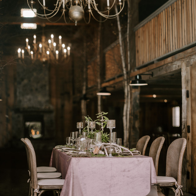 Rustic Elegant Wedding Barn