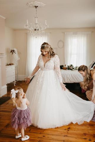 Bridal Dressing Room
