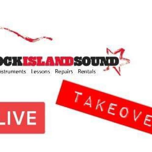 Rock Island Sound FB Takeover