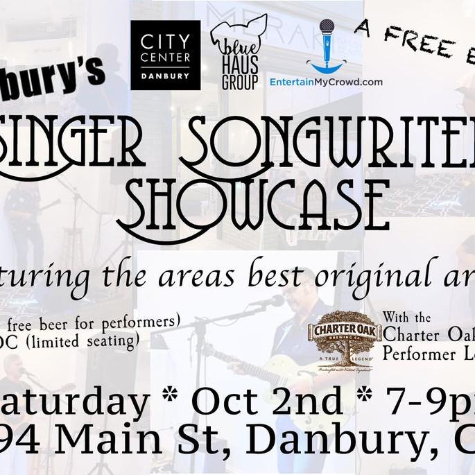 Danbury Singer Songwriter Showcase