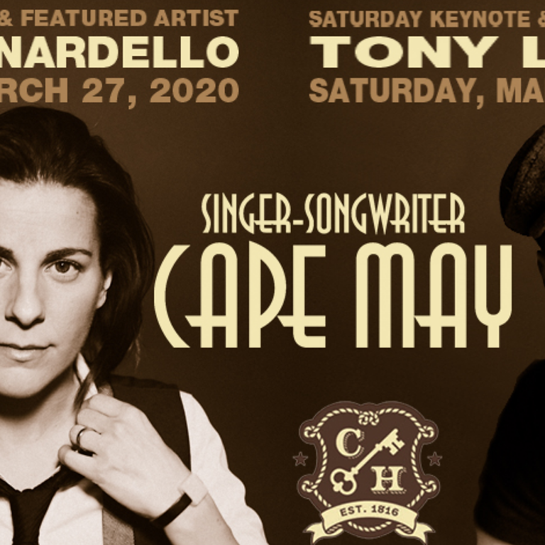 Cape May Singer-Songwriter Festival - canceled due to Covid-19