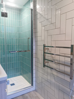 New Fashion Bathroom Tiling