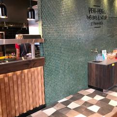 Nando's Chicken Wall Tile