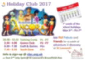holiday club 2017 guardians of ancora 2.