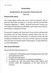 Privacy Notice Dec 18 Front Page.JPG