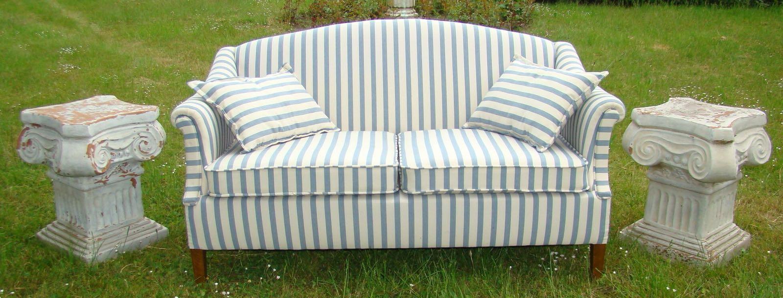 polstring af london sofa
