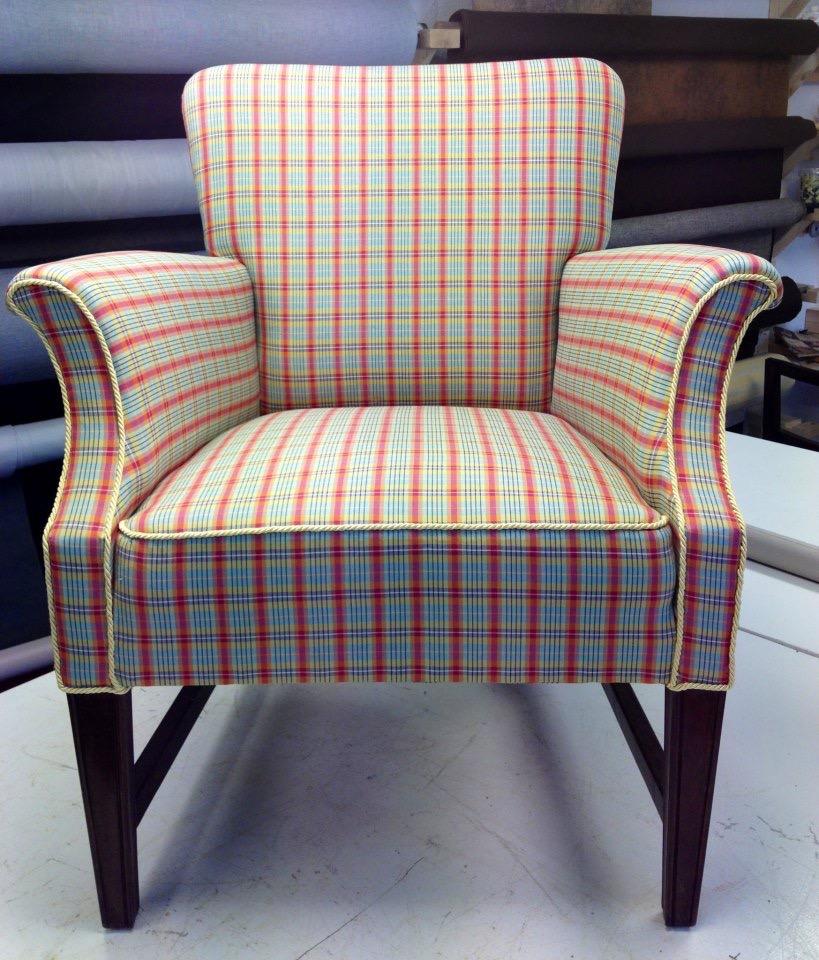 møbelpolstring forretning