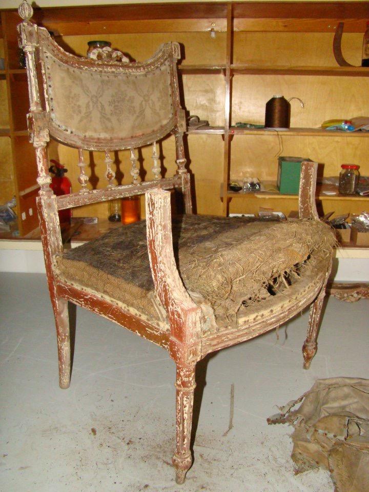 pris for ompolstring af stole