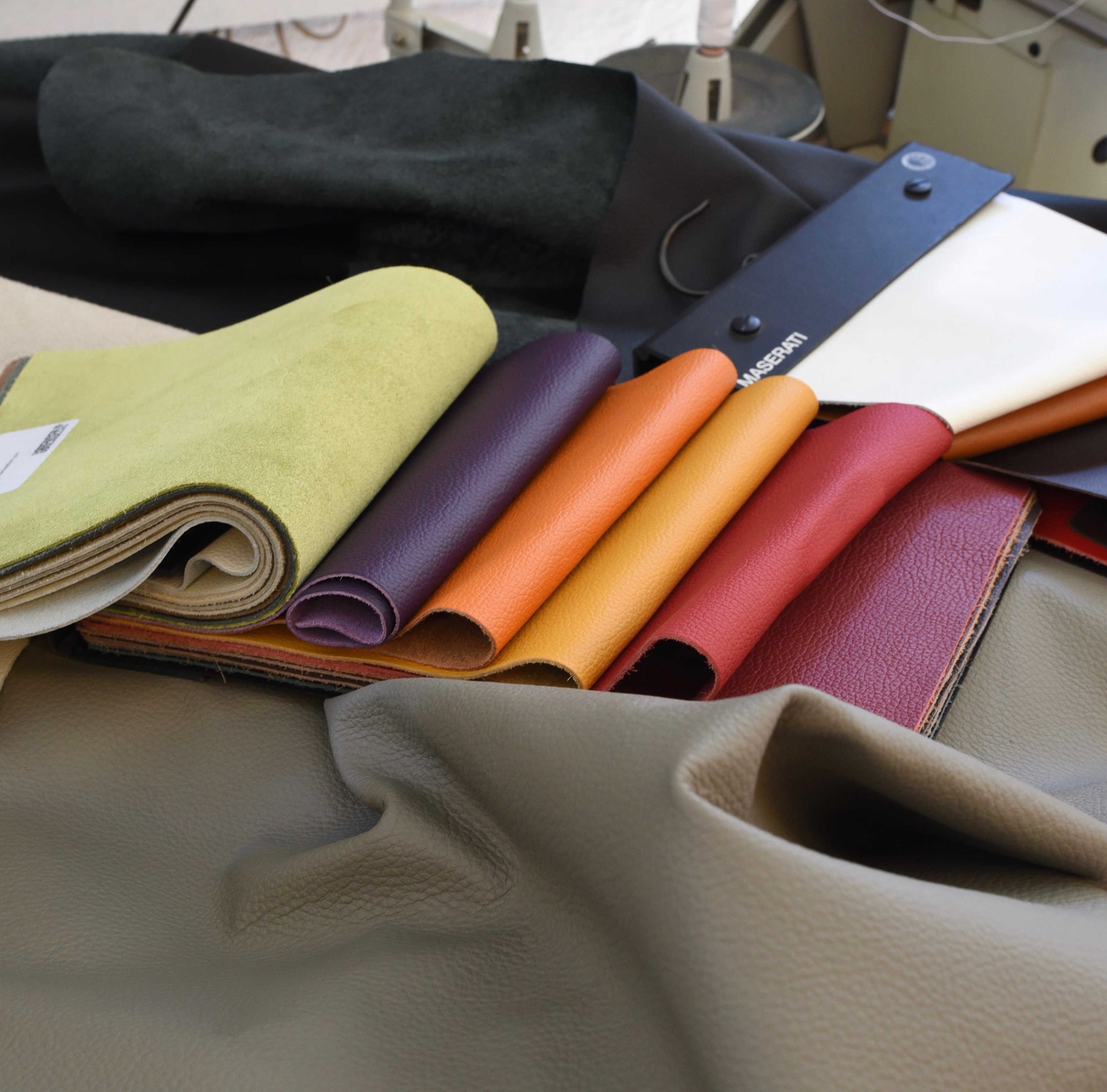 kvalitets læder