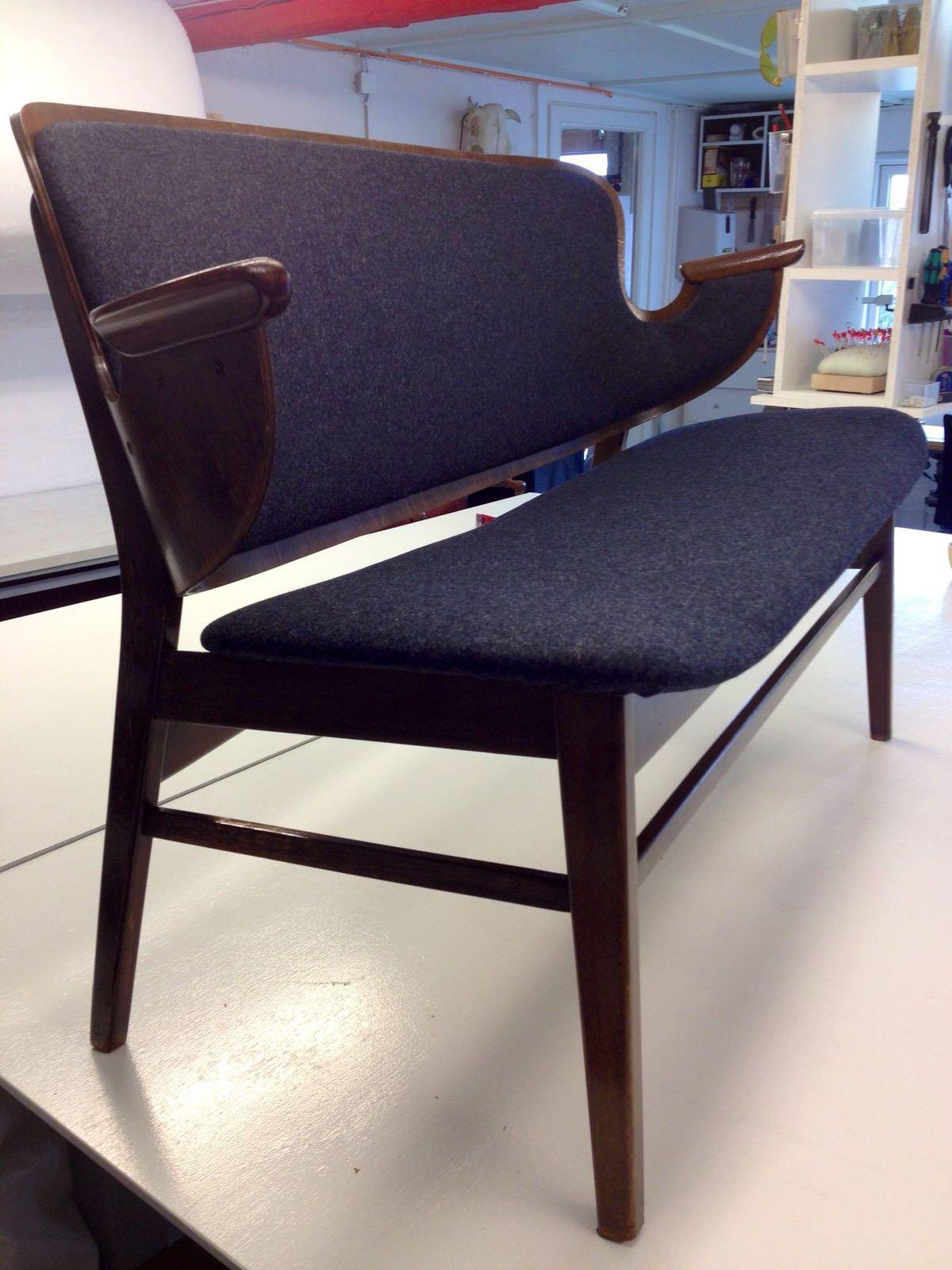 polstring af sofa