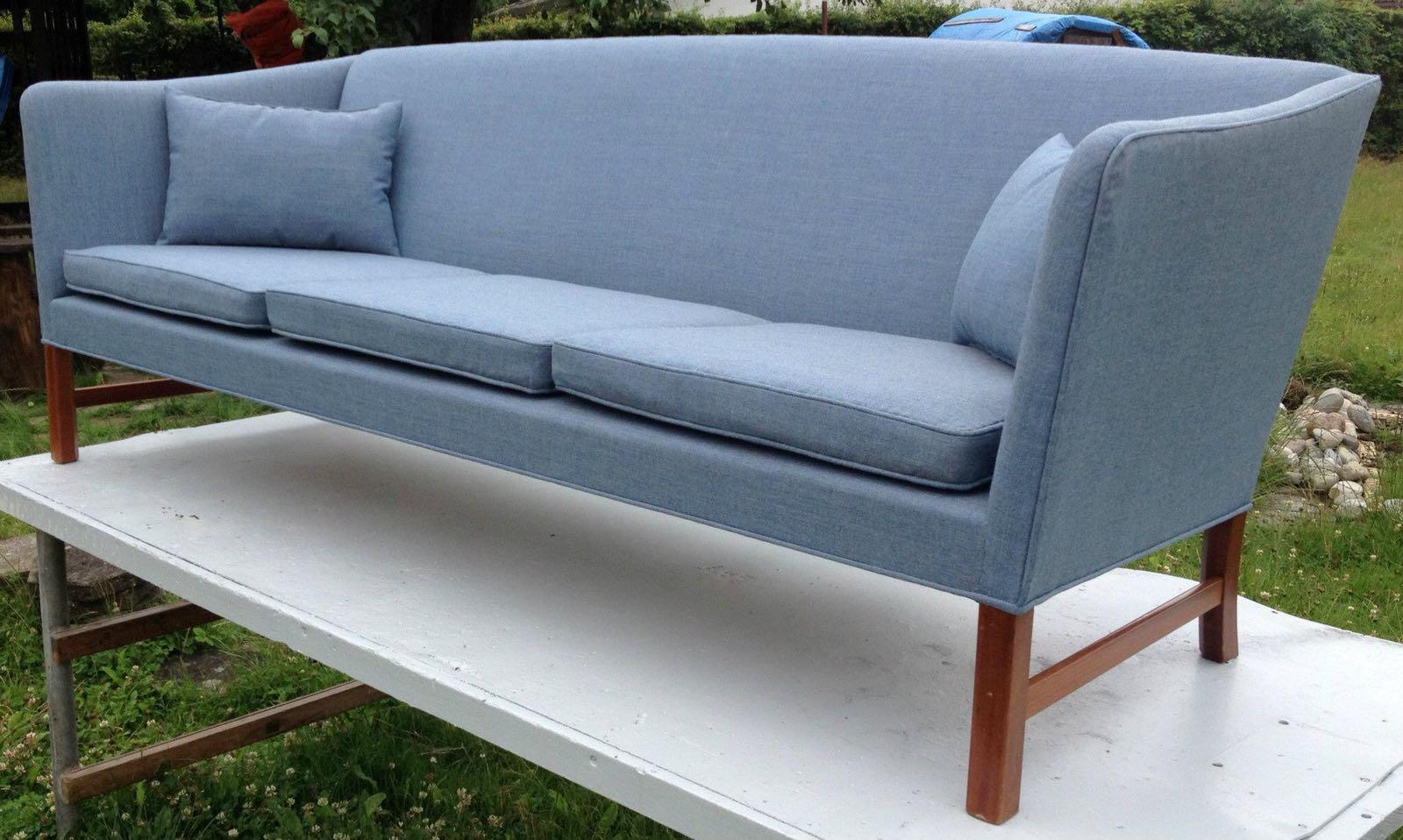 Ole Wancher sofa ombetrakning