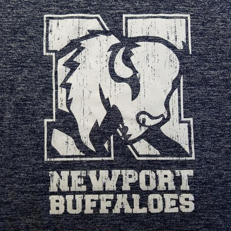 Buffaloes (Print)