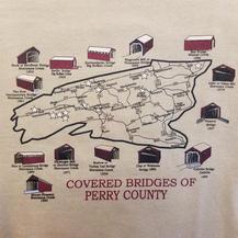 PC Covered Bridges (Print)