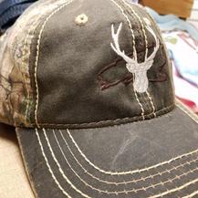 PC Deer Textured (Emb)