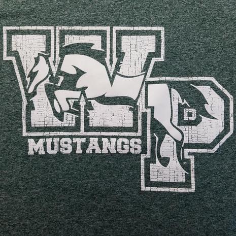 Mustangs (Print)