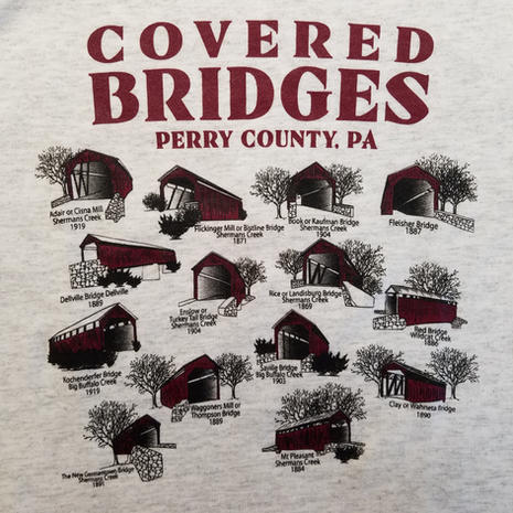 Covered Bridges (Print)
