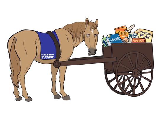 Cart Horse