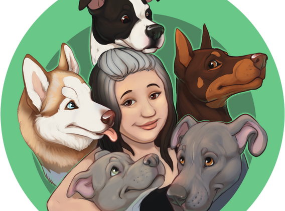 Dog Mom Goals